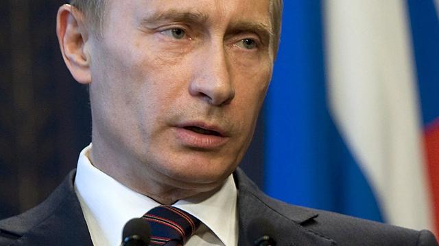 Poetin begint aan tweedaags bezoek aan Krim