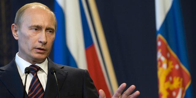 Poetin draagt regering op wraakmaatregelen te treffen