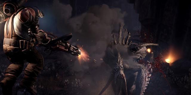 Evolve uitgesteld naar februari 2015
