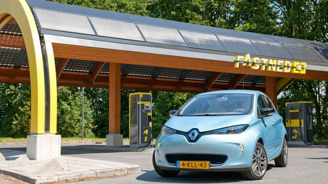 Eerste laadstations van Fastned draaien break-even