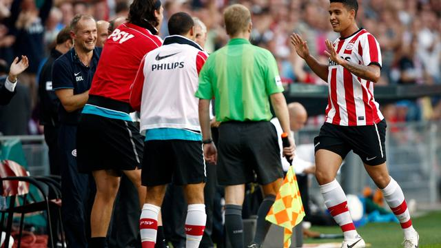 PSV weer in contact met Reis