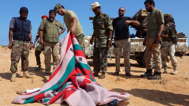 Strijders Libië zeggen haven Sirte te hebben veroverd