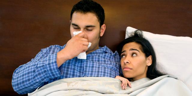Wat moet je doen als je verkouden bent?