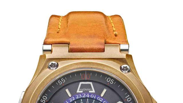 Anonimo komt met gelimiteerd horloge