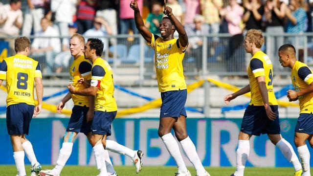 RKC, FC Groningen en Vitesse komen tot winst