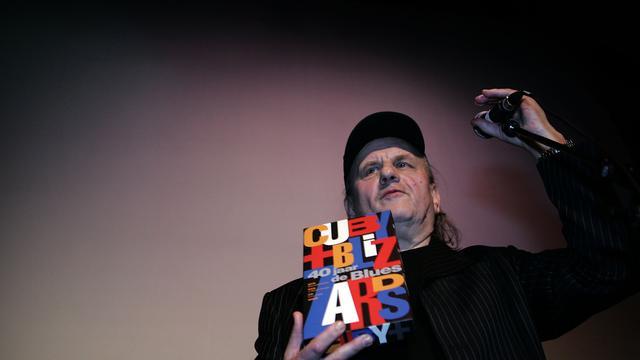 Bluesicoon Harry Muskee (70) overleden