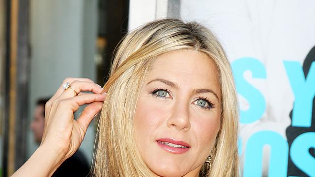 'Jennifer Aniston trouwt in januari'
