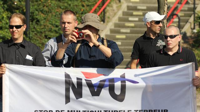 Klachten en claims na NVU-demonstratie