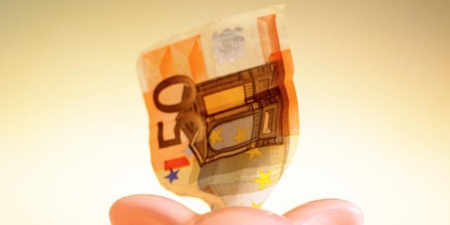 'Vijftigers komen vaker geld tekort'