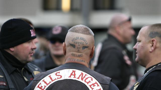 Amerikaanse Hells Angels-baas doodgeschoten
