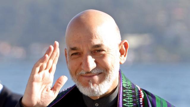 Aanslag op Afghaanse president verijdeld