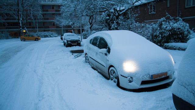 'Winter overrompelt automobilisten'