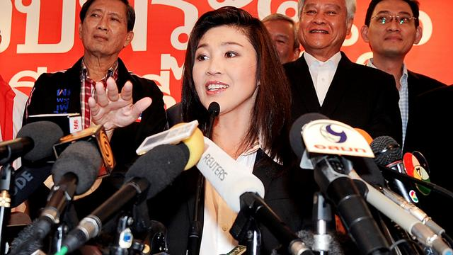 Thaise oud-premier Yingluck Shinawatra officieel afgezet