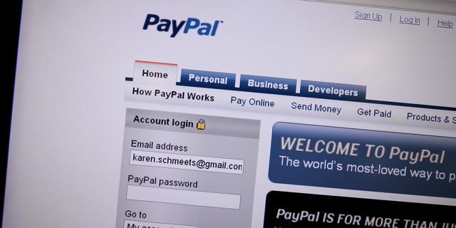 PayPal niet bang voor concurrentie techgiganten