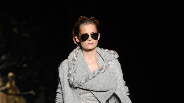 Populair catwalkmodel stapt over naar plus-size