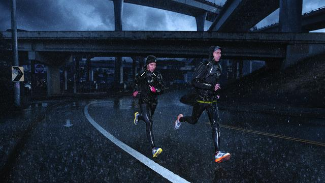 Nike presenteert 'winterproof' running collectie