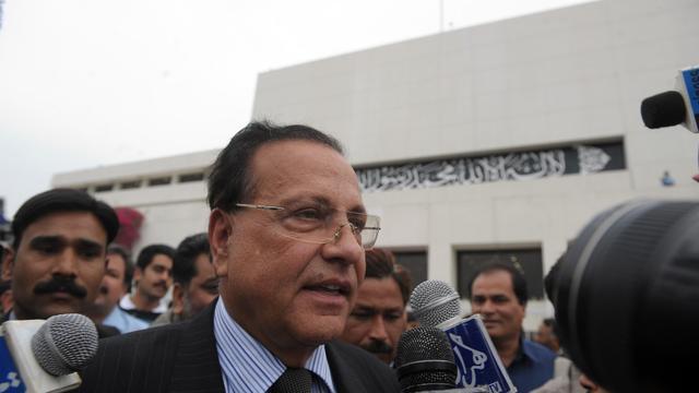 Doodstraf voor moordenaar gouverneur Pakistan