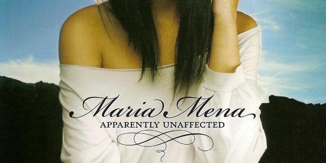 Maria Mena liever bij vrienden dan op podium