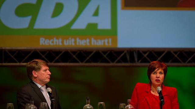 Bijna helft CDA-achterban wil nieuwe verkiezingen