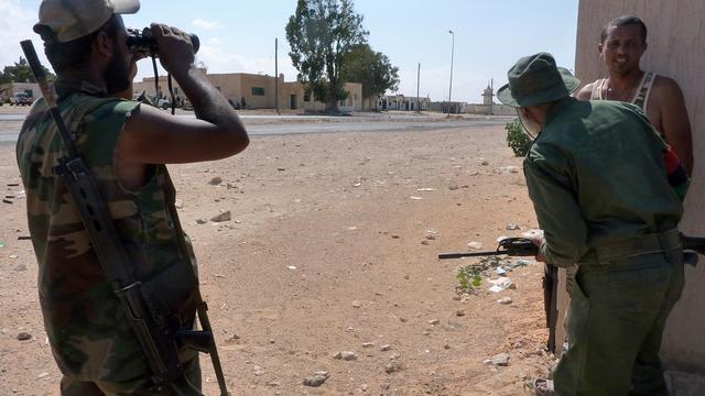'NAVO binnen drie maanden klaar in Libië'