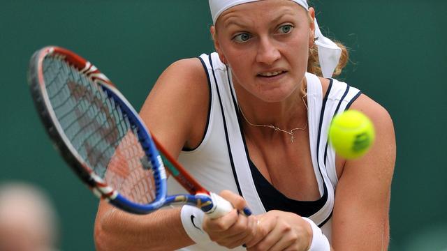 Kvitova en Azarenka naar Masters