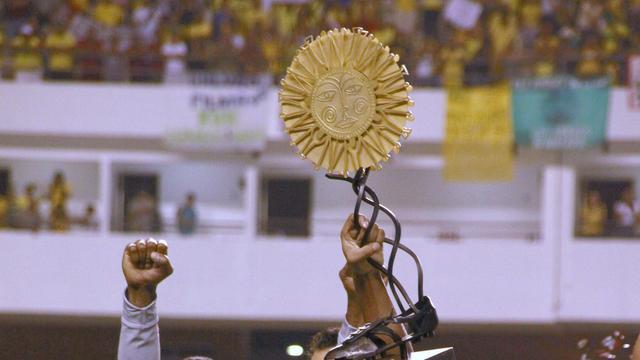 Brazilië met Ronaldinho voorbij Argentinië