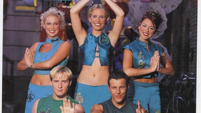 Popgroep Steps 'uit elkaar vanwege Britney Spears'