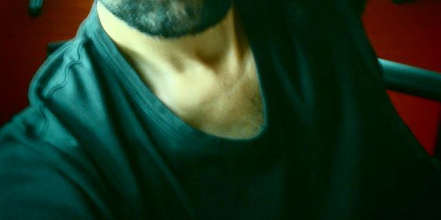 De baard is hip