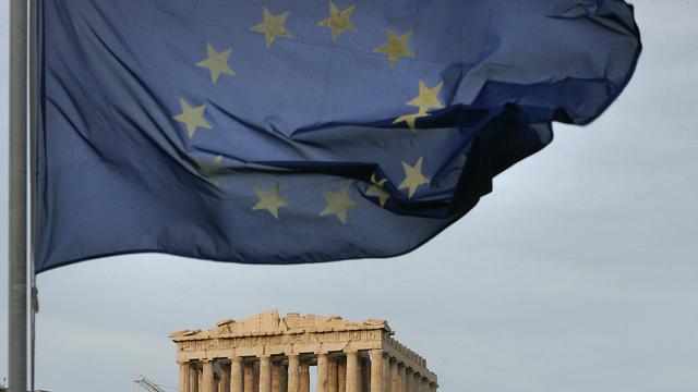 Kredietverlening en vertrouwen eurozone loopt terug