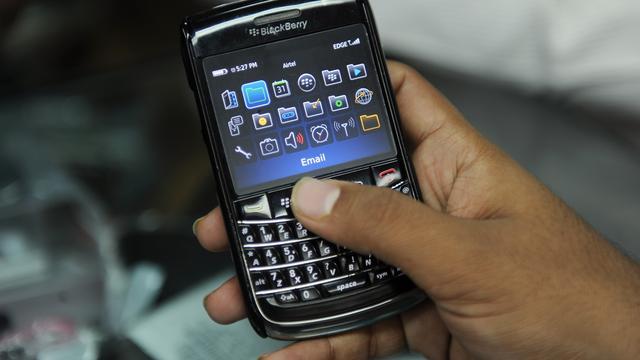 Herstructurering Blackberry gaat langer duren dan verwacht