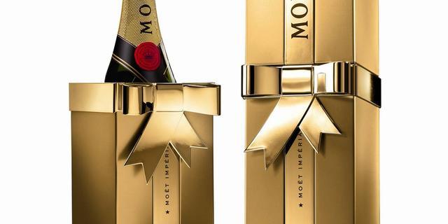 Moët & Chandon lanceert design champagnekoeler
