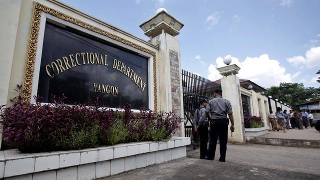 Myanmar laat 6300 gevangenen vrij