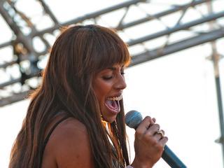 'Sinds ik klein ben, is Whitney Houston mijn inspiratiebron, mijn heldin'