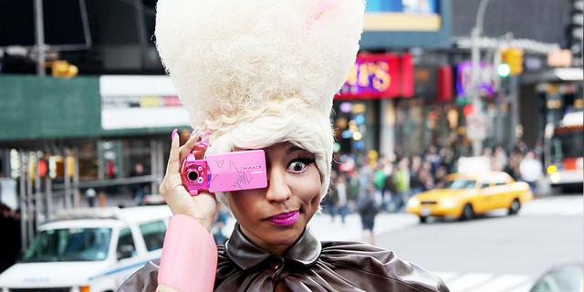 Nicki Minaj dacht aan zelfmoord
