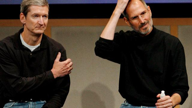 Steve Jobs treedt af als CEO Apple