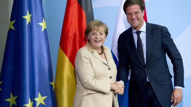Merkel positief over speciale eurocommissaris