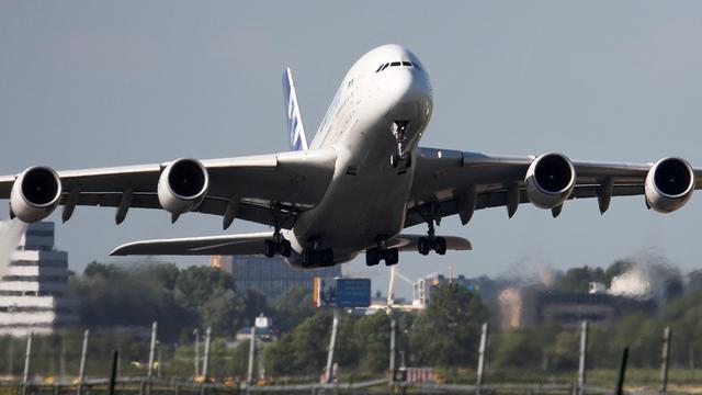 11.000 Airbus-werknemers leggen werk neer