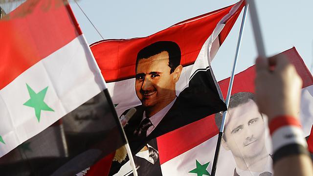 Veto Rusland en China tegen resolutie Syrië