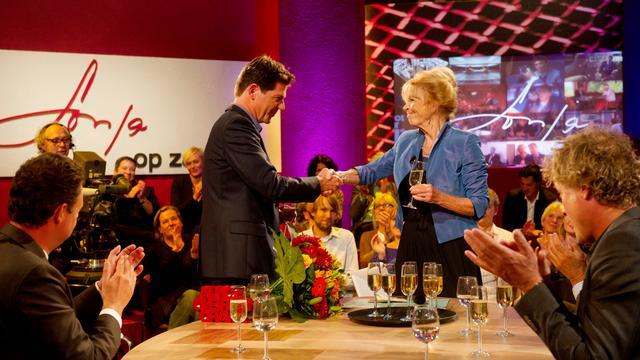 Sonja Barend Award voor Twan Huys