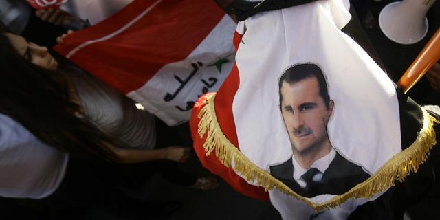 'Dodental Syrië opgelopen tot bijna 3000'