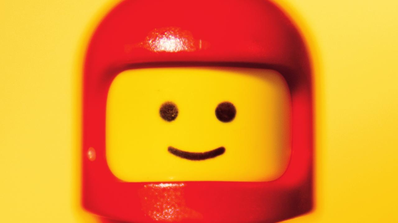 Uiterlijk Lego-poppetjes door de jaren heen