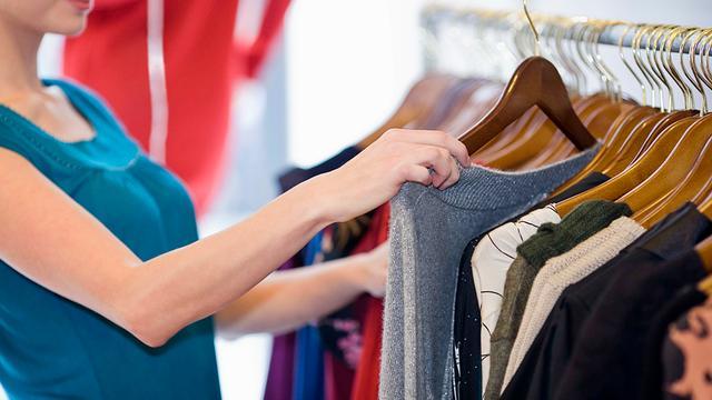 Verkopen kledingwinkels blijven achterlopen