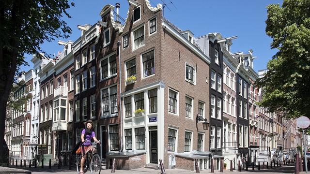 Amsterdamse binnenstad steeds drukker