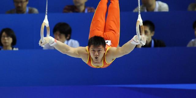 Vijfde wereldtitel op rij voor Chinese turners