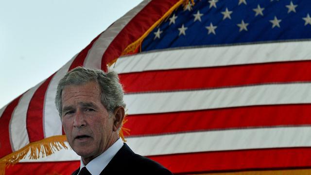 'Canada moet George W. Bush arresteren'