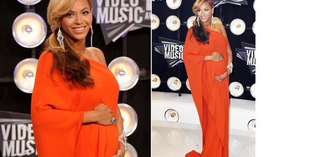 Beyoncé ontwerpt positiekleding