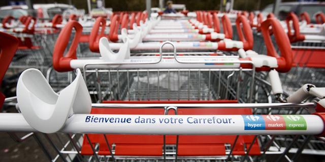 Carrefour geeft opnieuw winstwaarschuwing