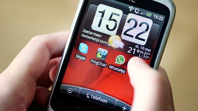 Smartphoneverkoop zet onverminderd door