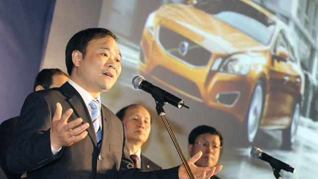 'Geely heeft interesse in Saab'