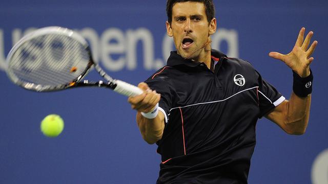 Djokovic walst over Berlocq heen
